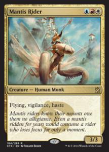 mantis-rider