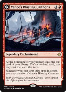 Vance's Blasting Cannons