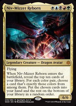 Niv-Mizzdet, Reborn