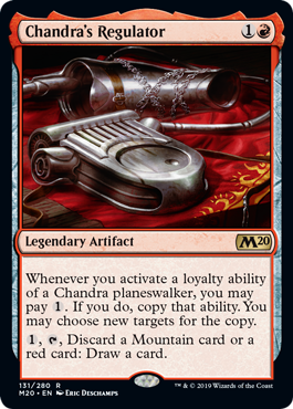 best regulators 2020 Cards We'd Actually Want to Play from Core Set 2020   Top Level