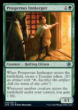 Prosperous Innkeeper